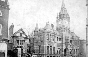 Derby library (c) Derby Telegraph