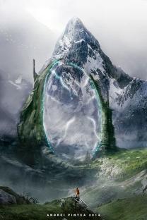Portal by Andrei Pintea